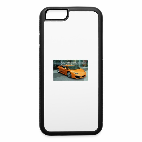 The jackson merch - iPhone 6/6s Rubber Case