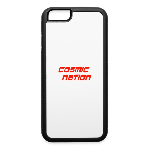 Cosmic Nation Logo - iPhone 6/6s Rubber Case
