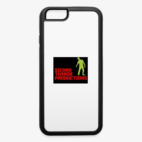 Sicard Terror Productions Merchandise - iPhone 6/6s Rubber Case