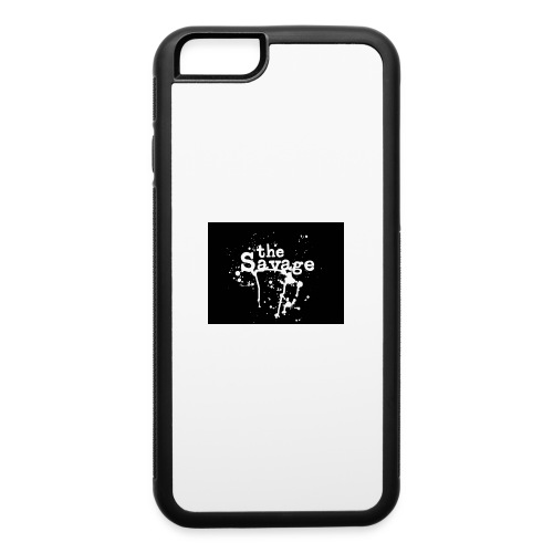 the savage - iPhone 6/6s Rubber Case