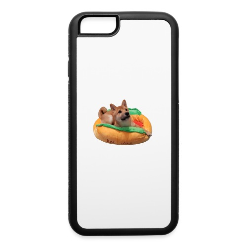 hot doge - iPhone 6/6s Rubber Case