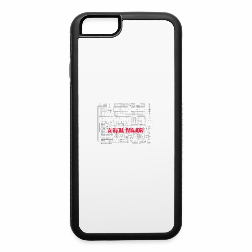 Electrical Engineering T Shirt - iPhone 6/6s Rubber Case