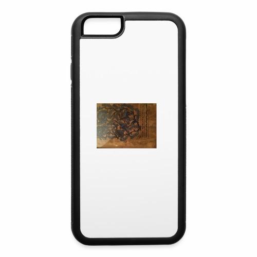 Dilfliremanspiderdoghappynessdogslikeitverymuchtha - iPhone 6/6s Rubber Case