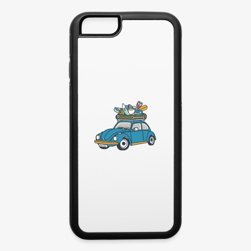 Gone Fishin' - iPhone 6/6s Rubber Case