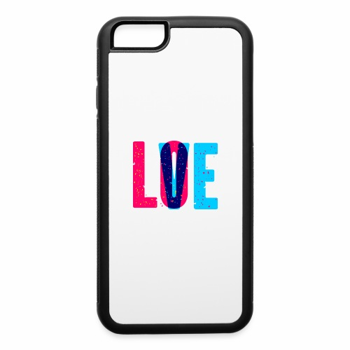 love design pattern - iPhone 6/6s Rubber Case