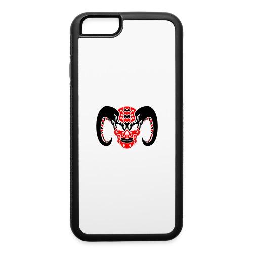 Demon Skull - iPhone 6/6s Rubber Case