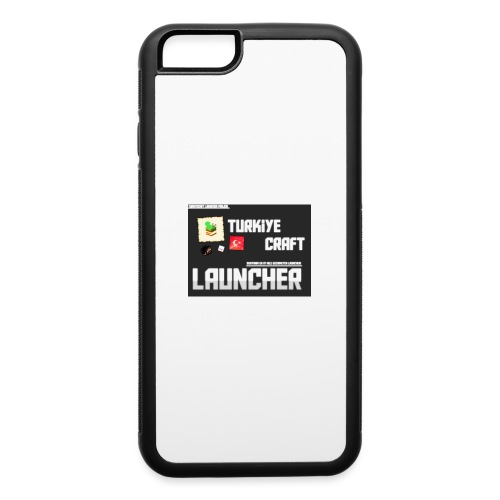TurkiyeCraft Launcher - iPhone 6/6s Rubber Case