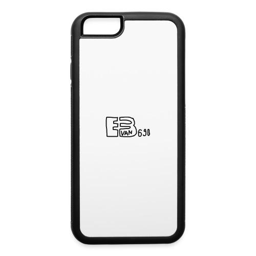 Evan3690 Logo - iPhone 6/6s Rubber Case