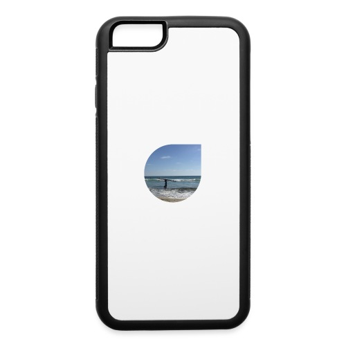 Floating sand - iPhone 6/6s Rubber Case