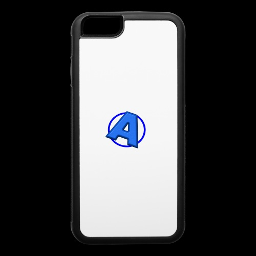 Awesomegamer Logo - iPhone 6/6s Rubber Case