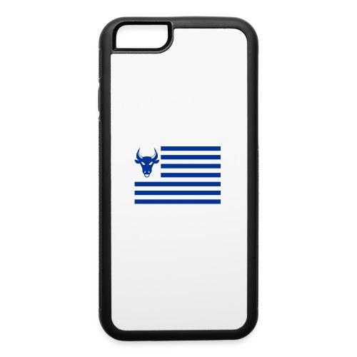 PivotBoss Flag Cobalt - iPhone 6/6s Rubber Case