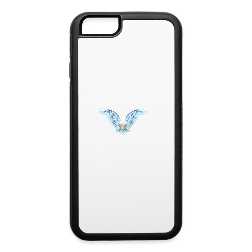 Wings Skull - iPhone 6/6s Rubber Case