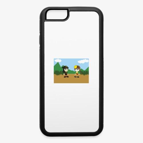 Digital Pontians - iPhone 6/6s Rubber Case