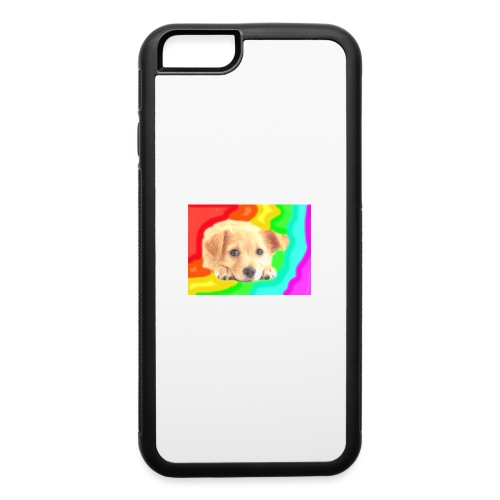 Puppy face - iPhone 6/6s Rubber Case