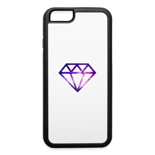 The Galaxy Diamond - iPhone 6/6s Rubber Case