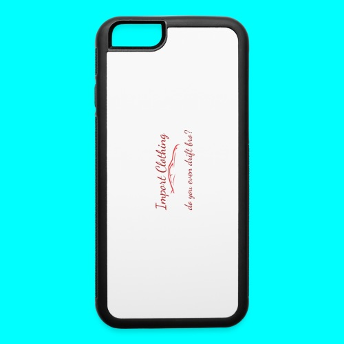 Import - iPhone 6/6s Rubber Case