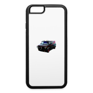 The A-Team van - iPhone 6/6s Rubber Case