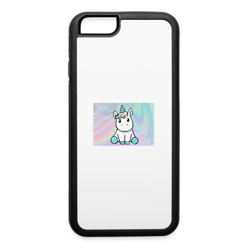 Unicorn iPhone Case - iPhone 6/6s Rubber Case