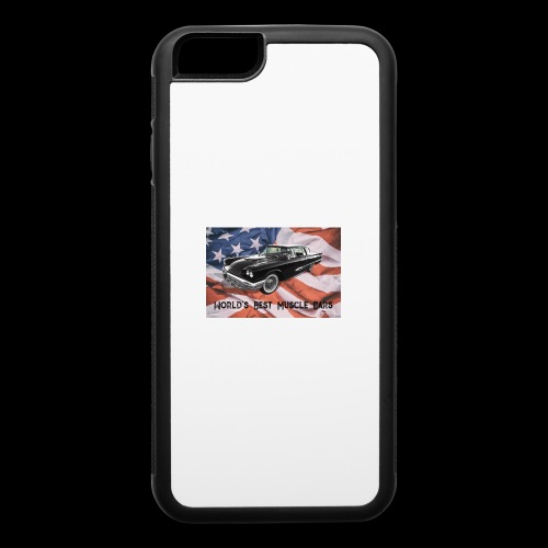 World's Best Muscle Cars - iPhone 6/6s Rubber Case