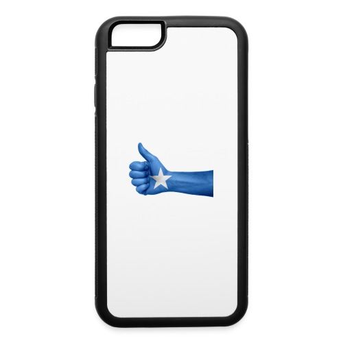 somalia - thumps Up - iPhone 6/6s Rubber Case
