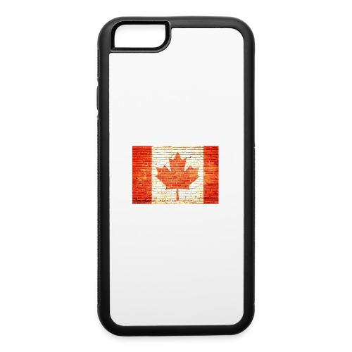 Canada flag - iPhone 6/6s Rubber Case