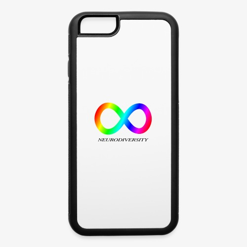 Neurodiversity - iPhone 6/6s Rubber Case