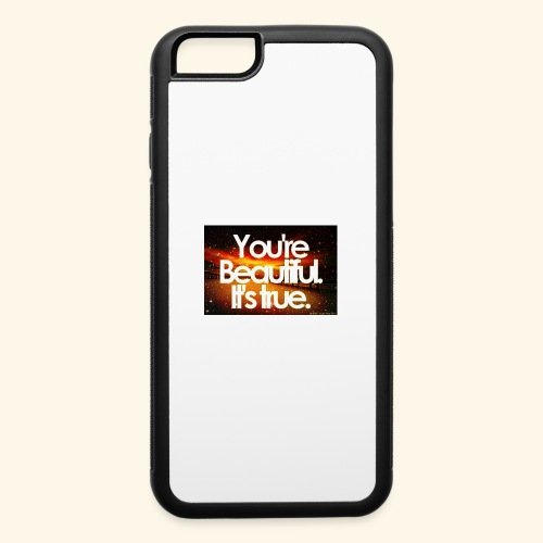 I see the beauty in you. - iPhone 6/6s Rubber Case