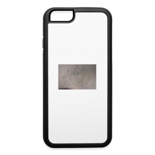 Angel - iPhone 6/6s Rubber Case
