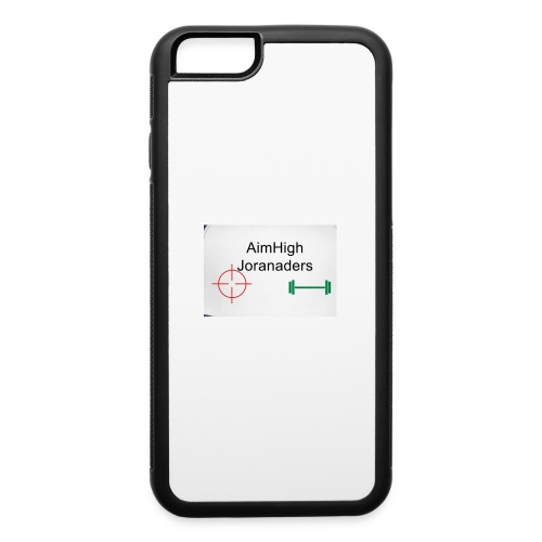 Gets you AimHigh merch - iPhone 6/6s Rubber Case