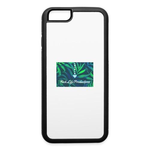 Rich Life Designer Wear - iPhone 6/6s Rubber Case