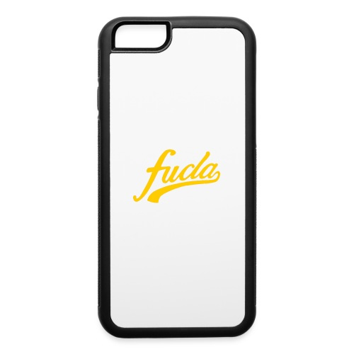 FUCLA Shirt - iPhone 6/6s Rubber Case