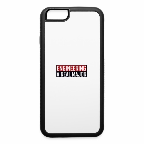 Engineering T-Shirts and Apparel - iPhone 6/6s Rubber Case