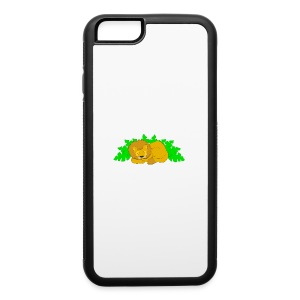 Sleeping Lion - iPhone 6/6s Rubber Case