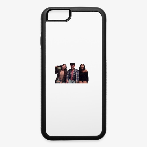 Fido, Cindy, and Tania - iPhone 6/6s Rubber Case