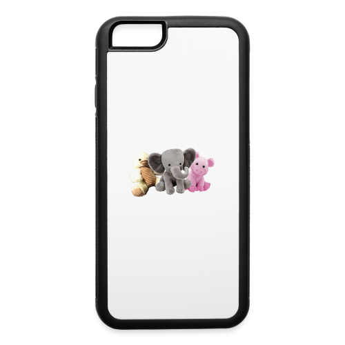 Phillip, Piggy and Ducky - iPhone 6/6s Rubber Case