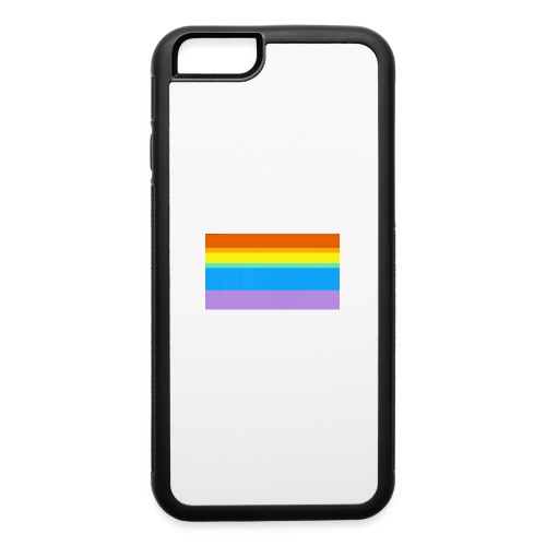Modern Rainbow II - iPhone 6/6s Rubber Case