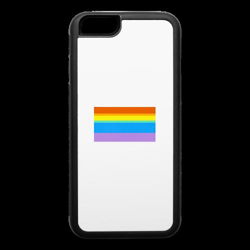 Modern Rainbow II - iPhone 6/6s Rubber Case