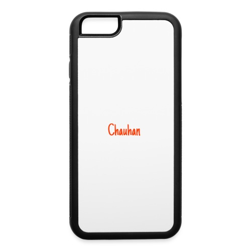 Chauhan - iPhone 6/6s Rubber Case
