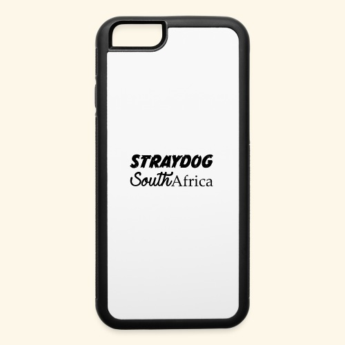 straydog clothing - iPhone 6/6s Rubber Case