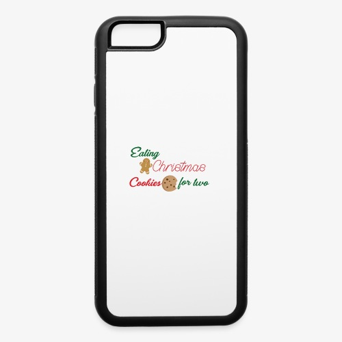 Christmas Cookies - iPhone 6/6s Rubber Case