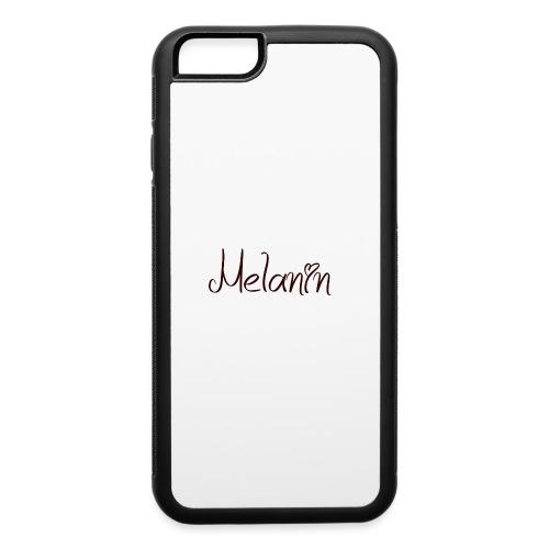 I Love Melanin - iPhone 6/6s Rubber Case