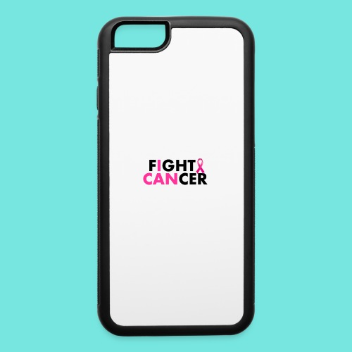 FIGHT CANCER - iPhone 6/6s Rubber Case