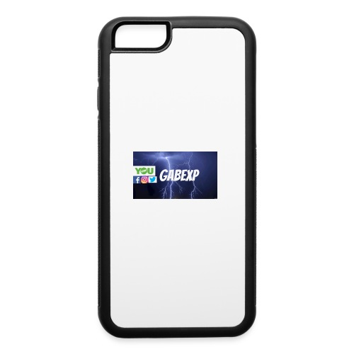 gabexp 1 - iPhone 6/6s Rubber Case