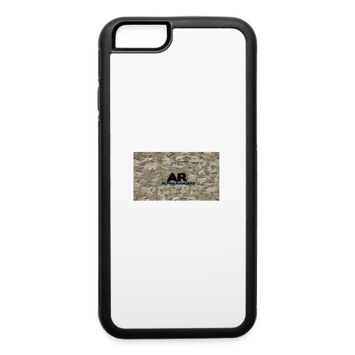 Alpha Ranger Apperal - iPhone 6/6s Rubber Case