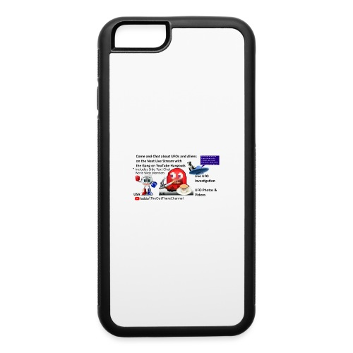 LiveStreamWelcome2 - iPhone 6/6s Rubber Case