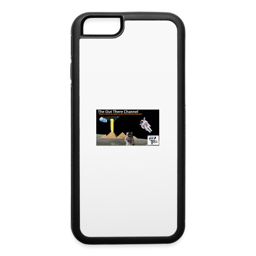 UFO Pyramids2019 TheOutThereChannel - iPhone 6/6s Rubber Case