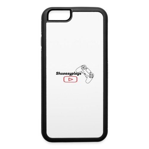 Shueasy - iPhone 6/6s Rubber Case
