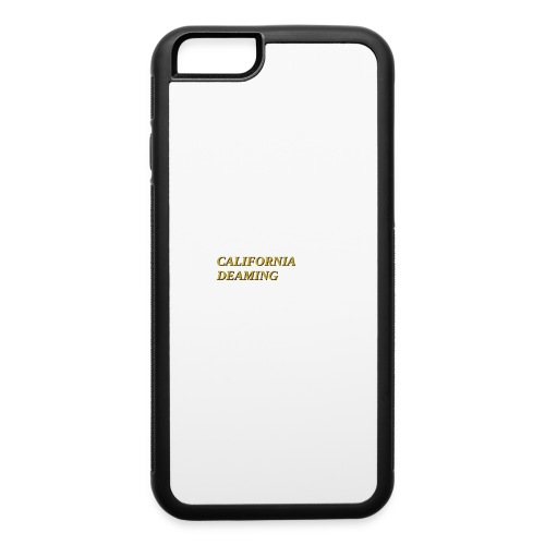 CALIFORNIA DREAMING - iPhone 6/6s Rubber Case