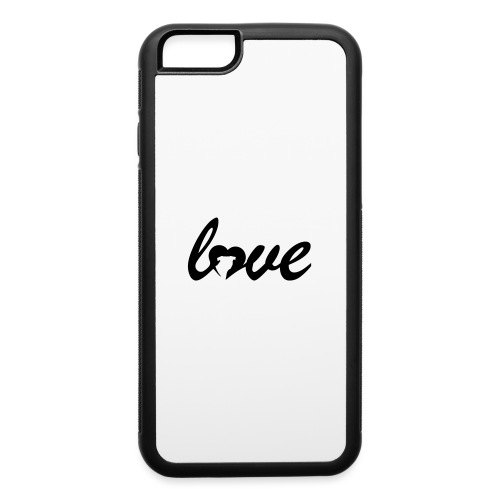 Dog Love - iPhone 6/6s Rubber Case