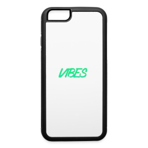 GREEN AND BLUE LOGO - iPhone 6/6s Rubber Case